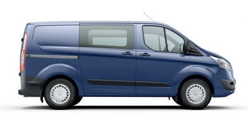b2996a07c3 Offer 1  New Ford Transit Custom 290 SWB Double Cab In Van Crewvan. 2.0  TDCi Diesel 105ps Euro 6 FWD ...