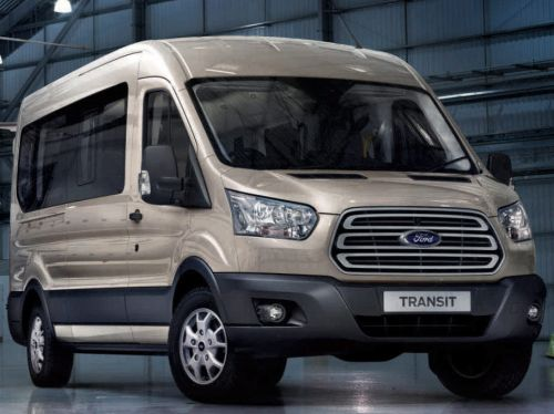 Ford Transit 14 Seat Minibus Sales Discounts Finance