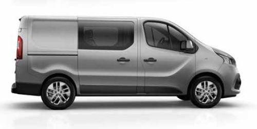 1d7218363e Offer 1  New Renault Trafic LL29 Crew Van Business Crewvan