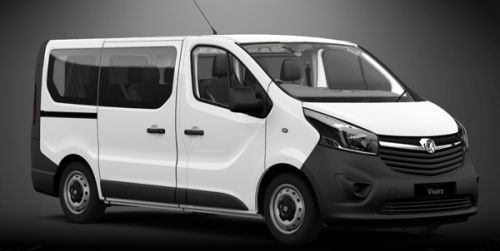 Vauxhall Vivaro SWB 9 Seat Combi - Sales & Leasing - Discounts