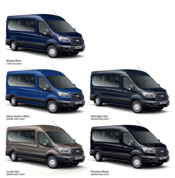 Ford 12 Passenger Van >> Ford Transit 12 Seat T350 & T370 Minibus Sales | Discounts ...