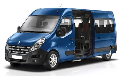 Renault master bus for sale