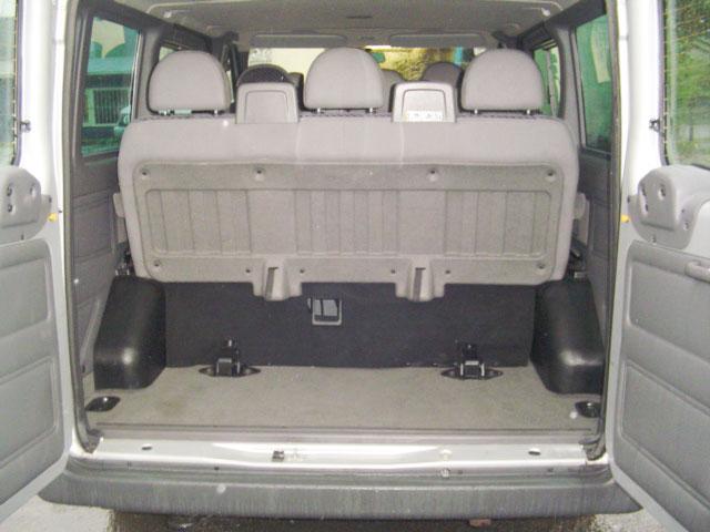 Ford Tourneo 8 9 Seat