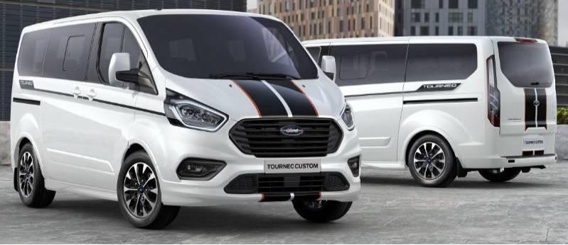Ford Custom Tourneo Sport 8 Seat Minibus Sales Discounts