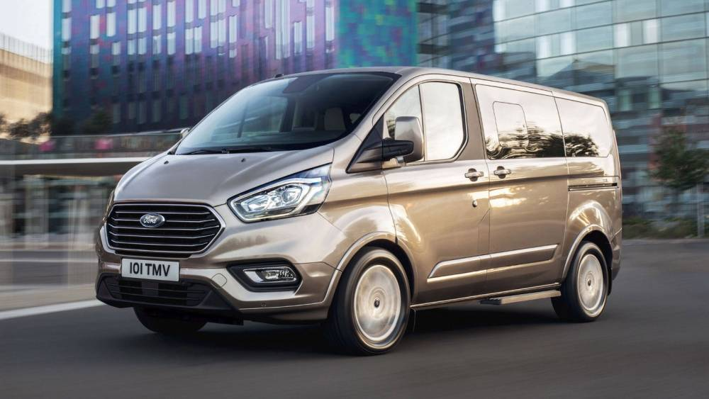 Ford Custom Tourneo 8 & 9 Seat Minibus Sales | Discounts ...