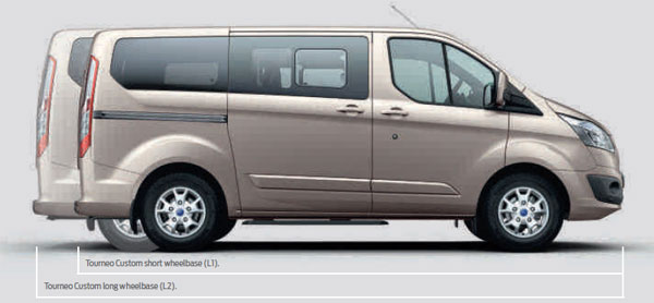 Ford Custom Tourneo 8 Amp 9 Seat Minibus Sales Discounts