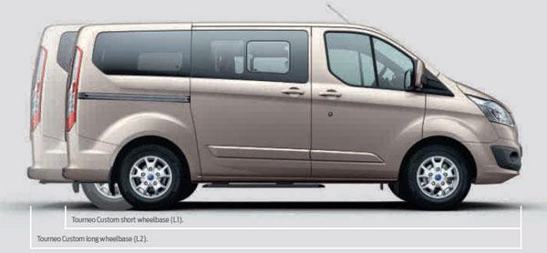 Ford Custom Tourneo 8 Amp 9 Seat Minibus Sales Discounts