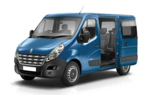 image of a Renault Master mm39dCi 9 Seat Combi