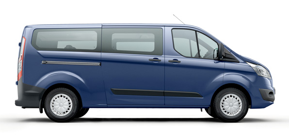 ford custom kombi 9 seat minibus sales discounts. Black Bedroom Furniture Sets. Home Design Ideas
