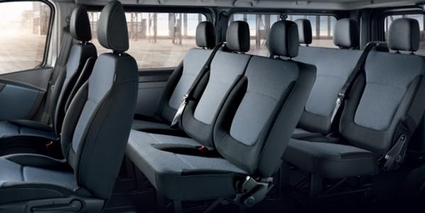 VAUXHALL Vivaro 9 Seat Combi Minibus Sales & Leasing - Big Discounts