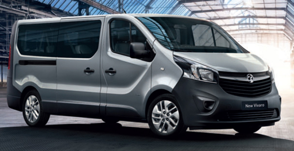 Image result for vauxhall vivaro 9 seater